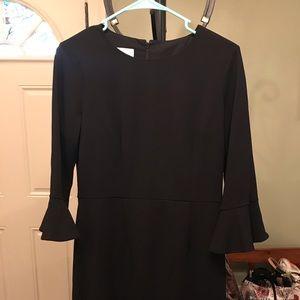 Size 6, Black, Donna Morgan Dress